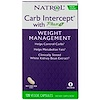 Natrol, Carb Intercept with Phase 2 Carb Controller,120素胶囊