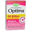 Nature's Way, Primadophilus, Optima, Women's, 50 Billion, 30 Veggie Caps