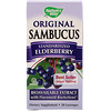 Nature's Way, Original Sambucus, Elderberry, Standardized , 30 Lozenges