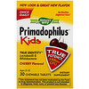 Nature's Way, Primadophilus, Kids, Age 2-12, Cherry Flavored, 3 Billion CFU, 30 Chewable Tablets