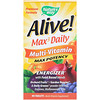 Nature's Way, Alive! Max3 Daily, Multi-Vitamin, 90 Tablets