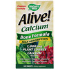 Nature's Way, Alive! Calcium, Bone Formula, 120 Tablets