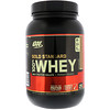 Optimum Nutrition, Gold Standard 100% Whey, Chocolate Malt, 2 lb (907 g)