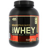 Optimum Nutrition, Gold Standard 全乳清蛋白,巧克力麦芽味,5 磅(2.27 千克)