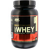 Optimum Nutrition, Gold Standard, 全 金牌乳清, 法国香草乳蛋白, 2 磅 (912 克)