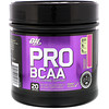 Optimum Nutrition, Pro BCAA, Raspberry Lemonade, 20 servings, 13.7 oz (390g)