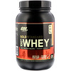 Optimum Nutrition, Gold Standard 100% Whey, Salted Caramel, 1.81 lbs (819 g)