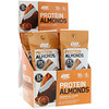 Optimum Nutrition, Protein Almonds, Cinnamon Roll, 1.5 oz (43 g) 12 Packets