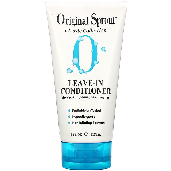 Classic Collection, Leave-In Conditioner, 4 fl oz (118 ml)