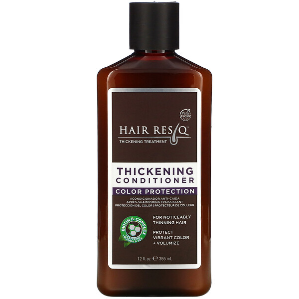 Hair ResQ, Thickening Conditioner, Color Protection, 12 fl oz (355 ml)