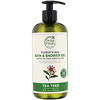 Petal Fresh, Purifying Bath & Shower Gel, Tea Tree, 16 fl oz (475 ml)