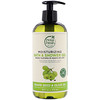 Petal Fresh, Pure, Moisturizing Bath & Shower Gel, Grape Seed & Olive Oil, 16 fl oz (475 ml)