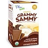 Plum Organics, Kids, Organic Grammy Sammy, Cocoa Graham & Banana Yogurt, 5 Bars, 1.03 oz (29 g) Each (Discontinued Item)