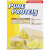 Pure Protein, Lemon Cake Bar, 6 Bars, 1.76 oz (50 g) Each