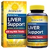Renew Life, Liver Support, Extra Care Herbal Detox Formula , 90 Vegetable Capsules