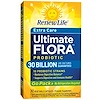 Renew Life, Extra Care Ultimate Flora Probiotic, 30 Billion Live Cultures, 30 Vegetable Capsules