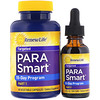 Renew Life, Targeted, ParaSmart, Microbial Cleanse, 2-Part 15-Day Program