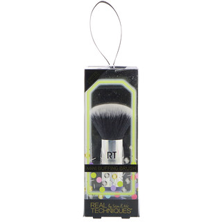 Real Techniques by Samantha Chapman, Limited Edition, Mini Buffing Brush Ornament, 1 Brush