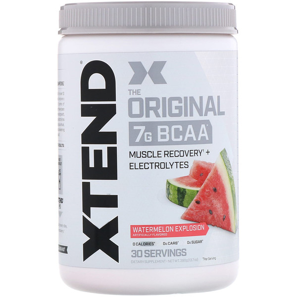 Xtend, The Original, Watermelon Explosion, 13.7 oz (390 g)