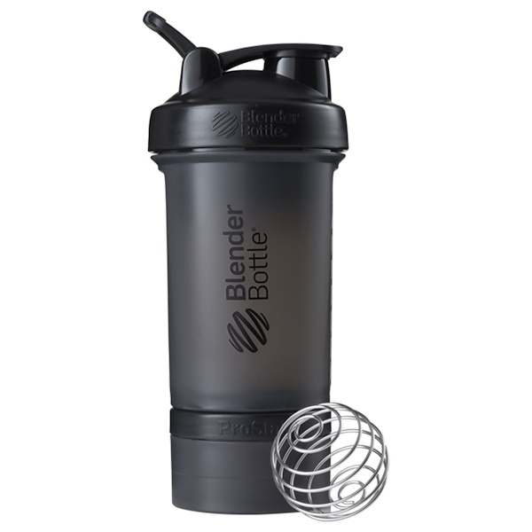 Blender Bottle, BlenderBottle,ProStak,黑色,22 oz