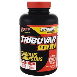 SAN Nutrition, Tribuvar 1000,180片