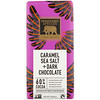 Endangered Species Chocolate, Caramel Sea Salt + Dark Chocolate, 3 oz (85 g)