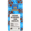 Endangered Species Chocolate, Luscious Blueberries + Dark Chocolate , 3 oz (85 g)