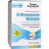 Super Nutrition, Before, During and After Menopause Multiple, Iron Free, 60 Packets, 4 Tablets Each (Discontinued Item)