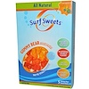 SurfSweets, All Natural Gummy Bear Snack Packs, 5 Packs, 0.9 oz (25 g) Each (Discontinued Item)