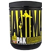 Universal Nutrition, Animal Pak,野兽训练粉,橙子味,388克