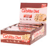 Universal Nutrition, Doctor's CarbRite Diet Bars 代餐棒,曲奇面团,12 根,每根 2 盎司(56.7 克)