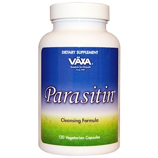 Vaxa International, Parasitin,120粒