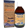 Wiley's Finest, Wild Alaskan Fish Oil, Orange Burst, 660 mg , 8.4 fl oz. (250 ml)