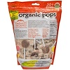 YumEarth, Organic Lollipops, Pomegranate Pucker, 50+ Pops, 12.3 oz (349 g) (Discontinued Item)