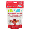YumEarth, Organic Hard Candies, Favorite Fruits, 3.3 oz (93.6 g)